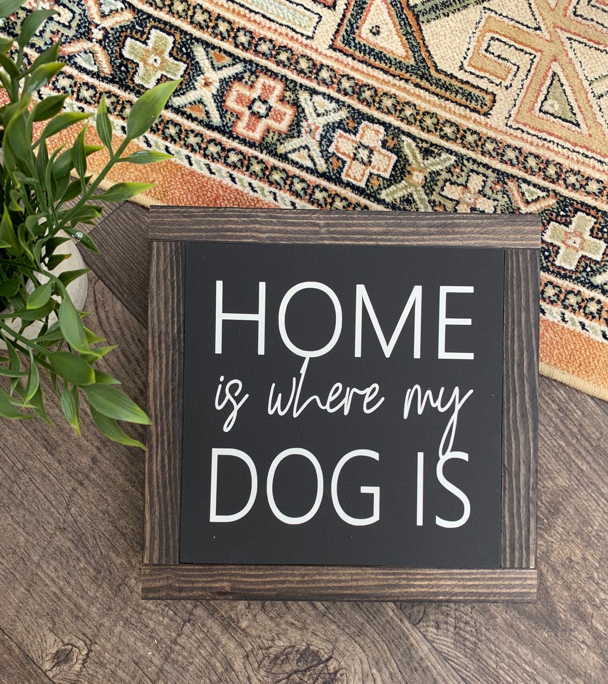 Image of Home Is Where My Dog is