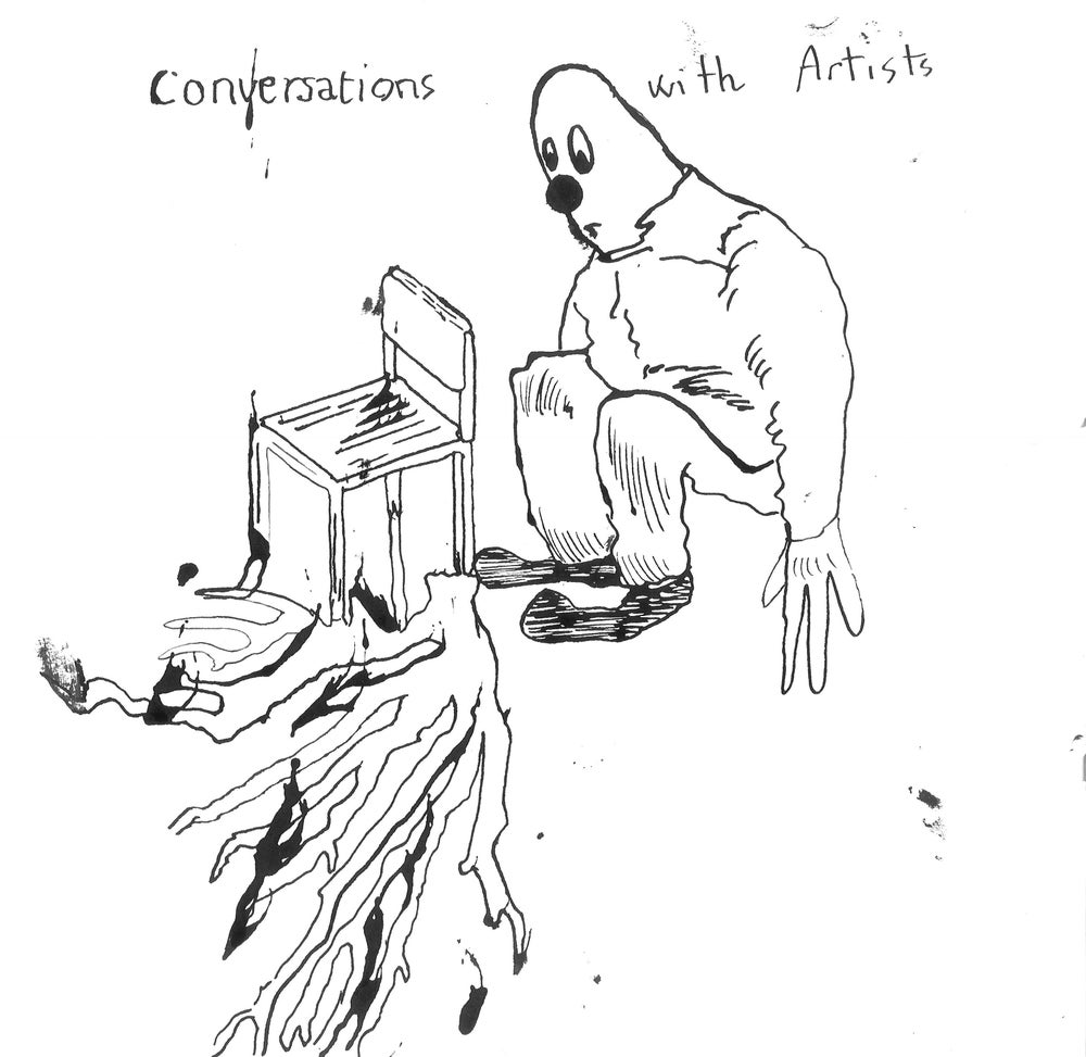 Image of CONVERSATIONS WITH ARTISTS