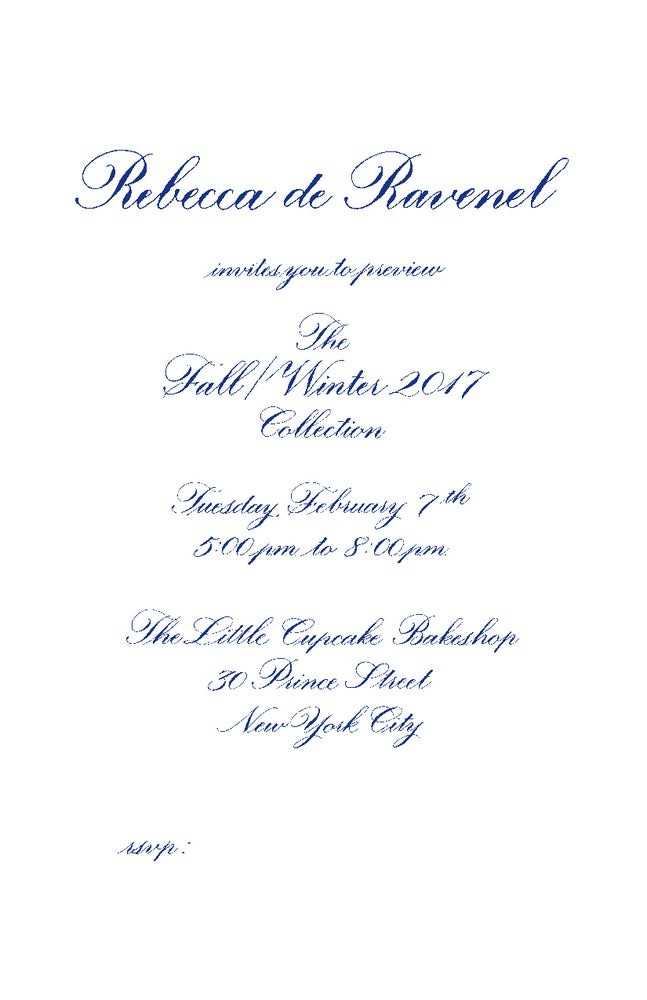 Image of Digital Invitation