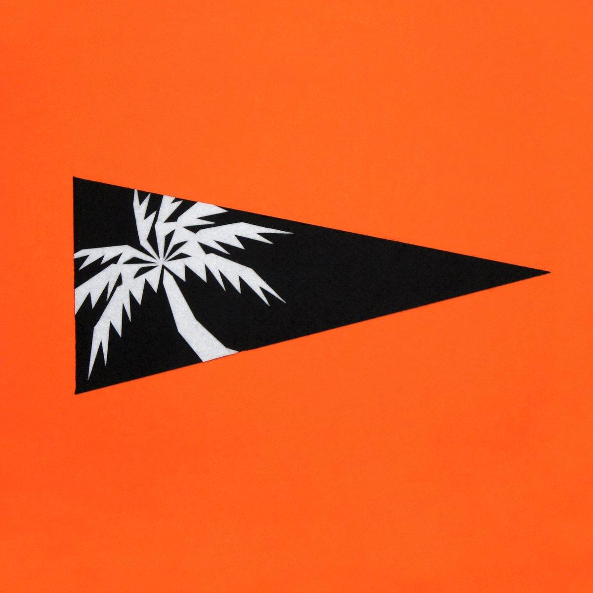 Palm Tree Pennant