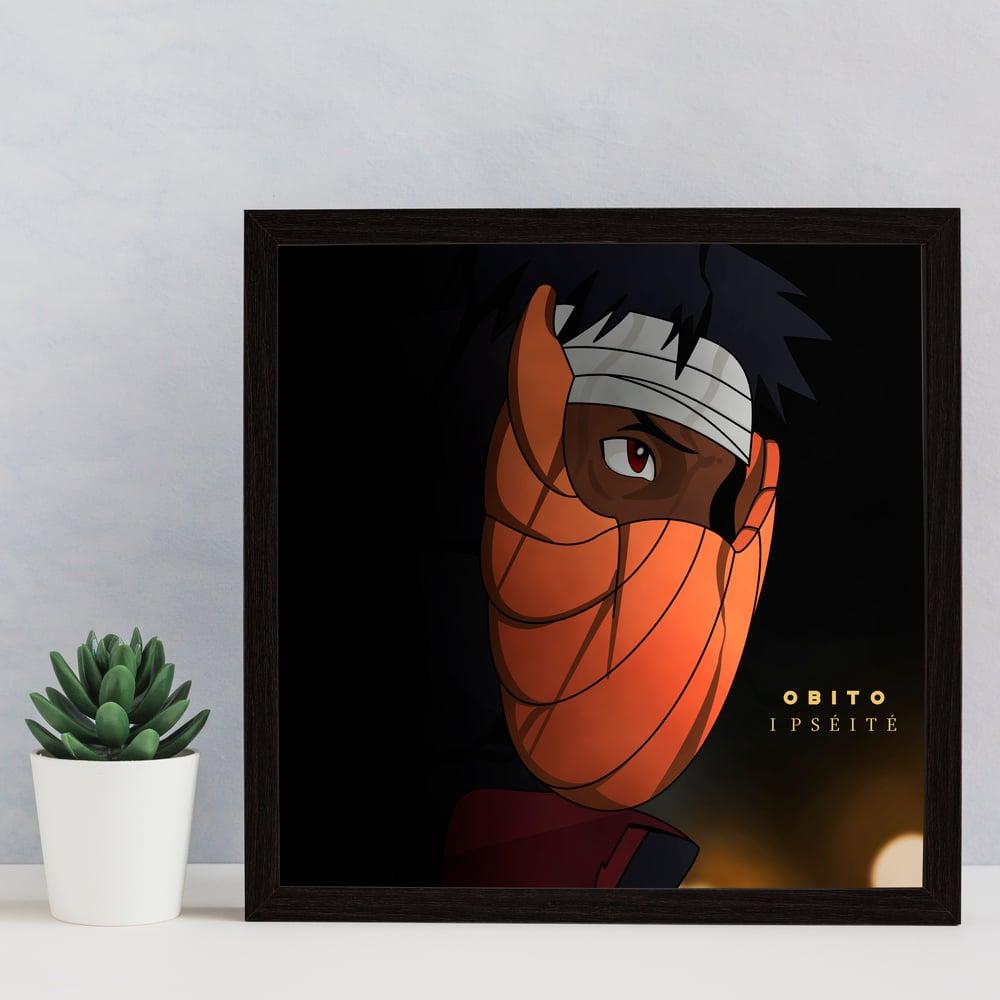 Poster Obito - Ipséité (Damso)