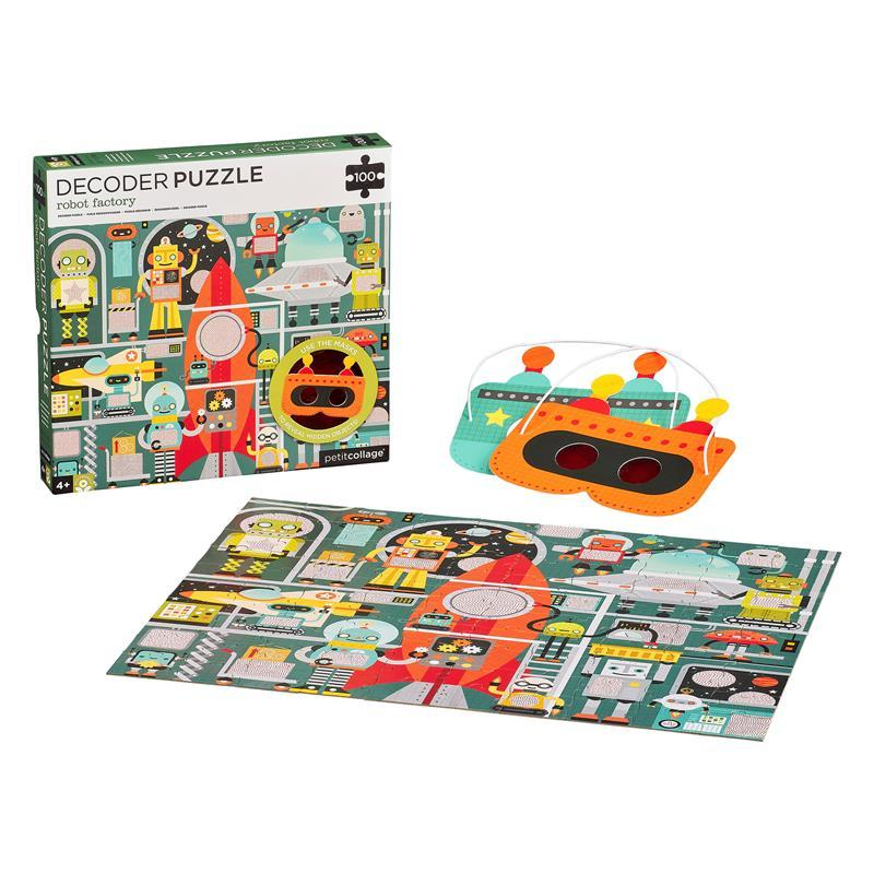 PUZZLE DECODIFICADOR