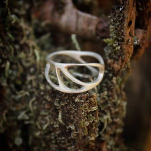 Image of Silver Macro Rings