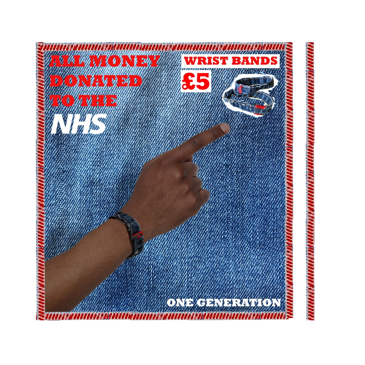 Image of SUPPORT THE NHS