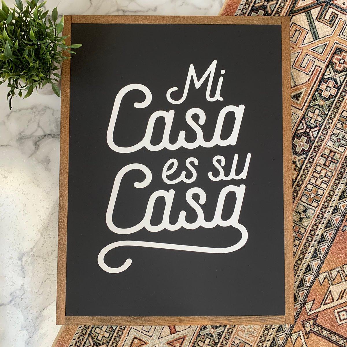 Image of Mi Casa es su Casa