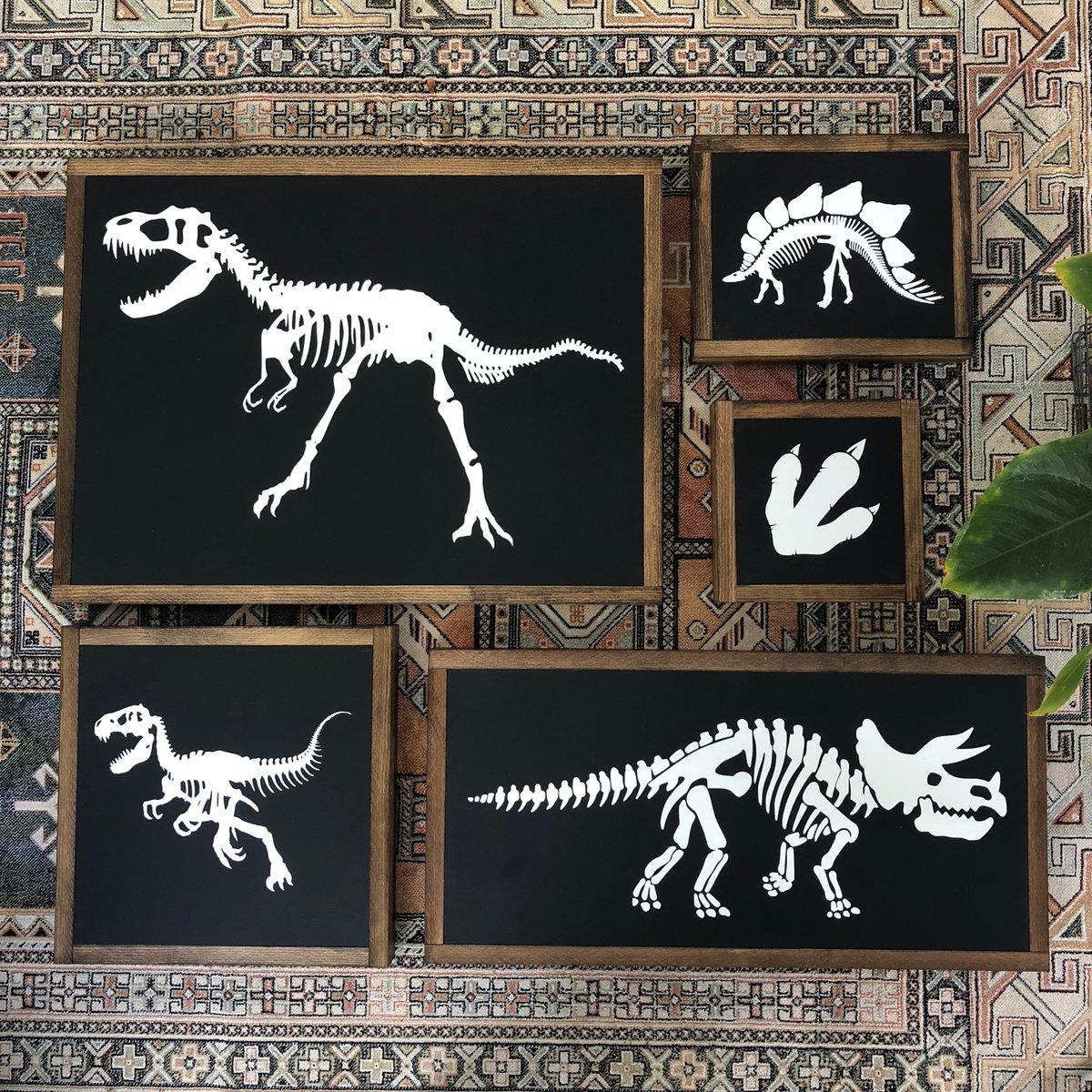 Image of Dino Set