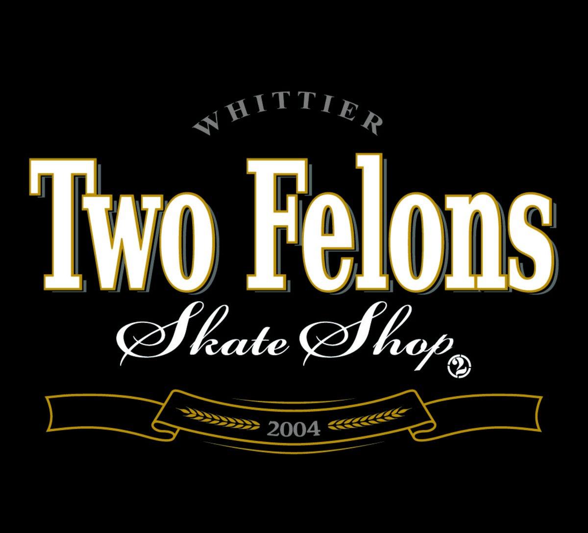 "Two Felons ""MT Black"" T"