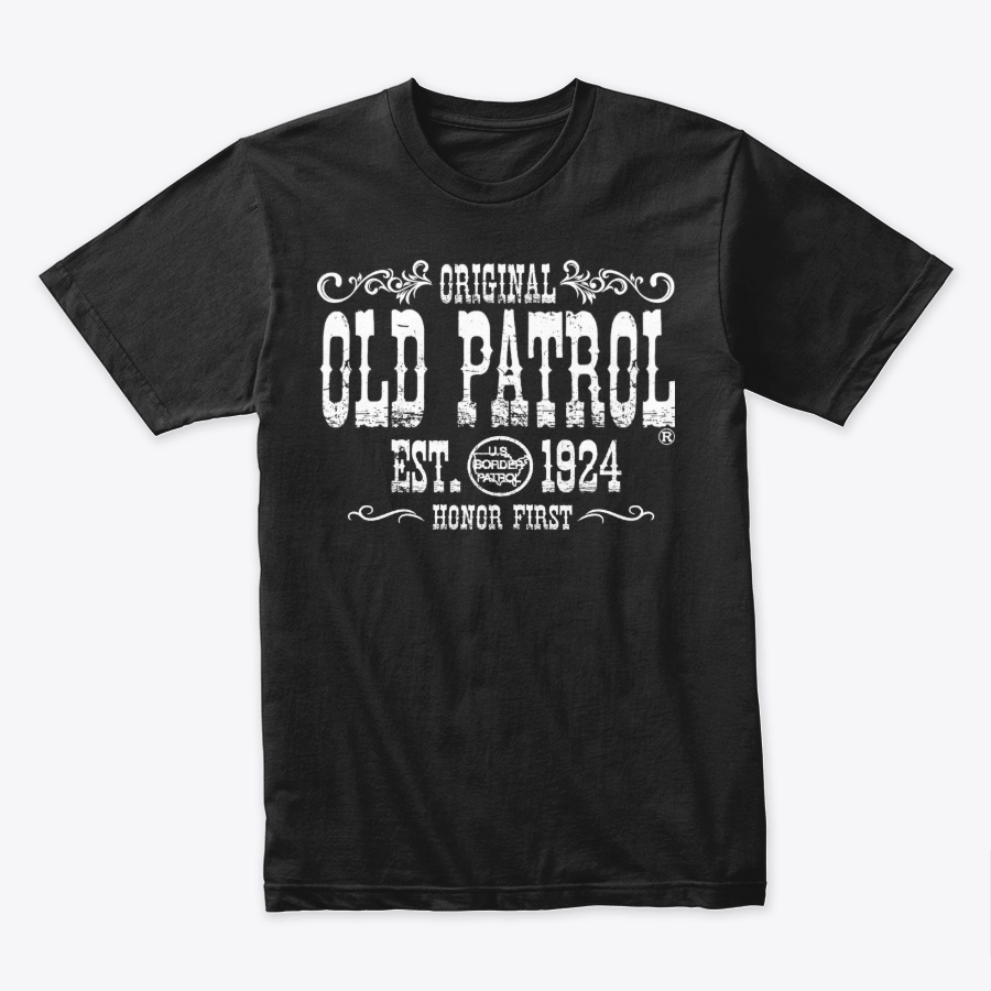 Image of ORIGINAL OLD PATROL