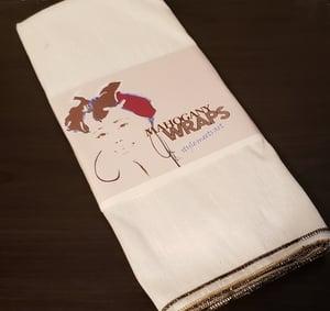 Image of White Mahogany Wrap