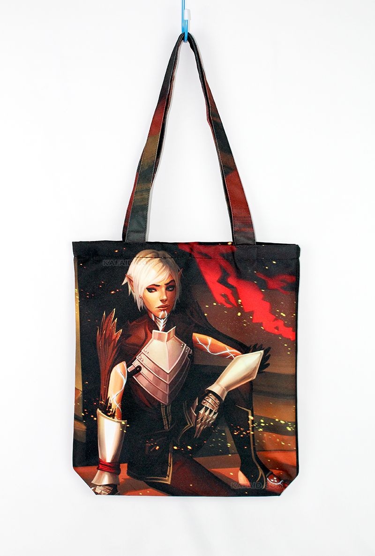 Fenris Tote Bag