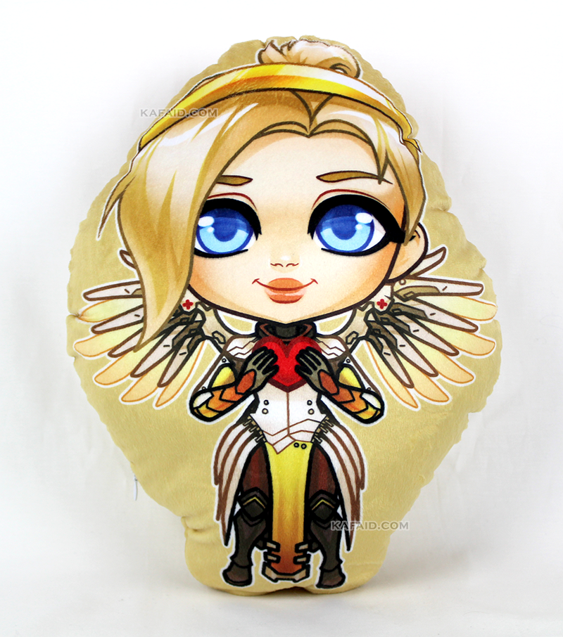 Mercy Pillow Plush