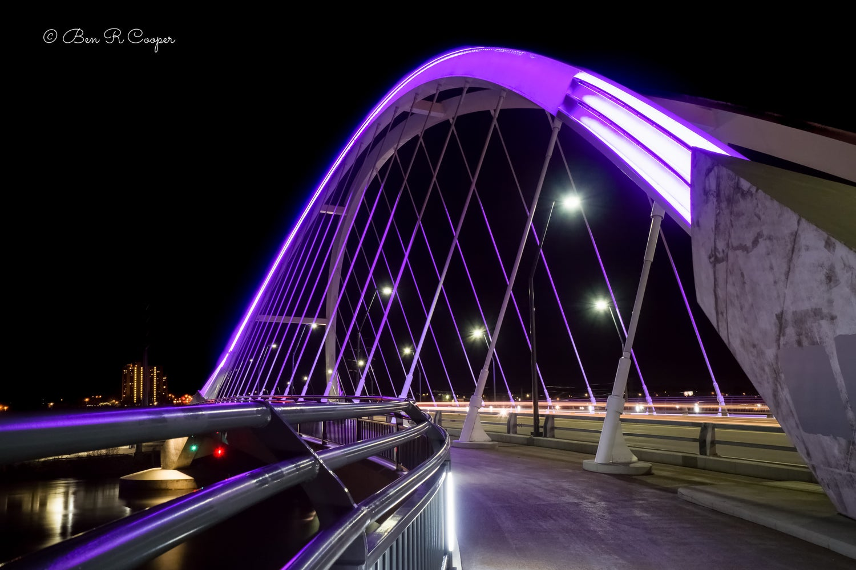 Purple Lowry Bridge V2