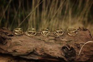 Image of Brass Macro Rings