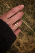 Brass Macro Rings