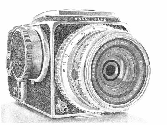 Image of Hasselblad Print