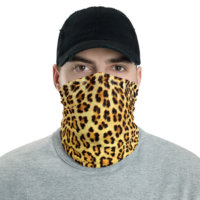 Image of All Over Print Neck Gaiters 5 Designs