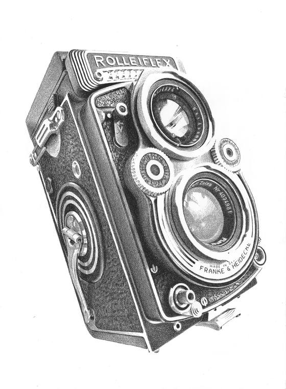 Image of Rollleiflex Print