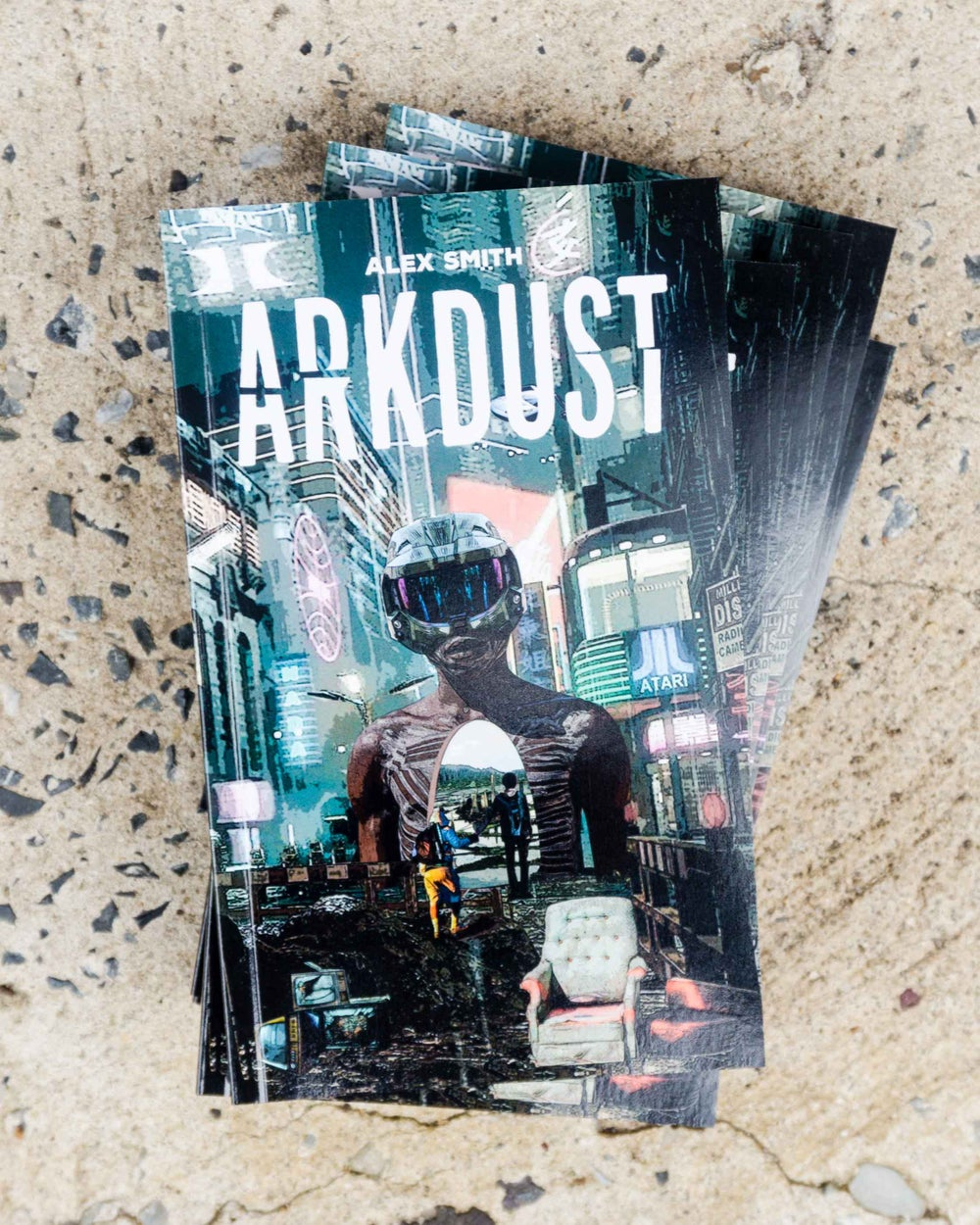 ARKDUST by Alex Smith | 2nd Printing