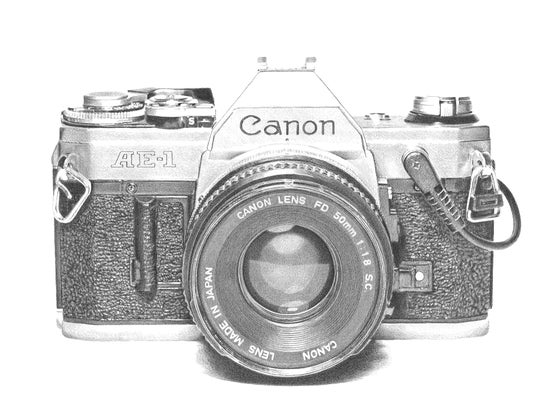 Image of Canon Print