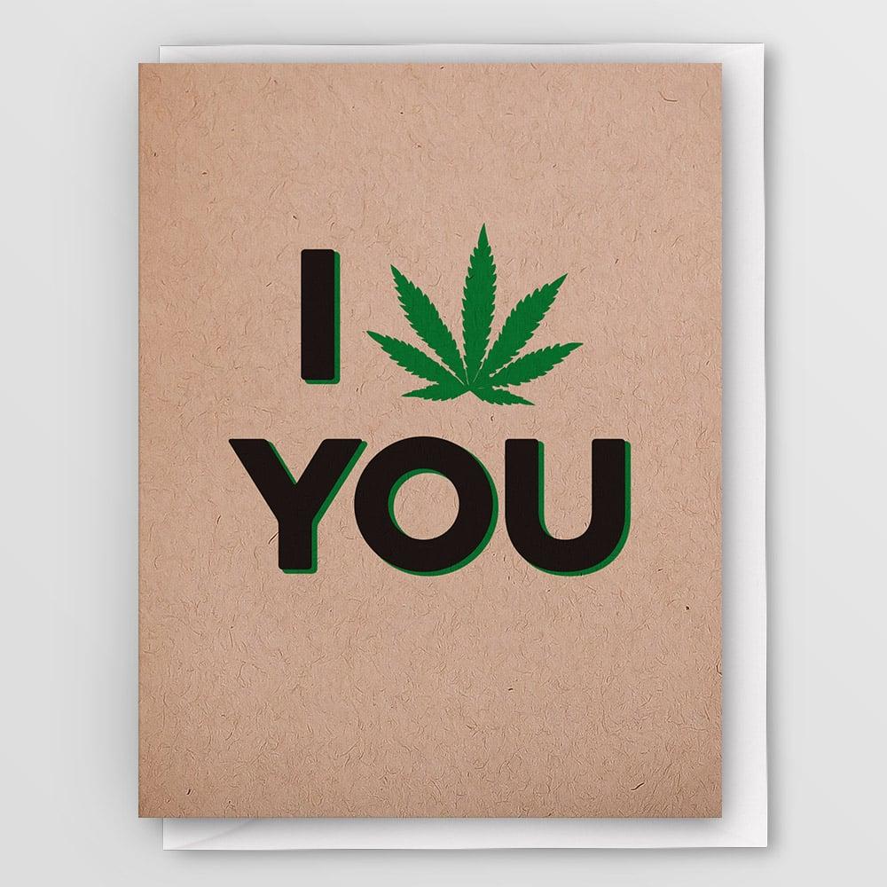 I (WEED) YOU