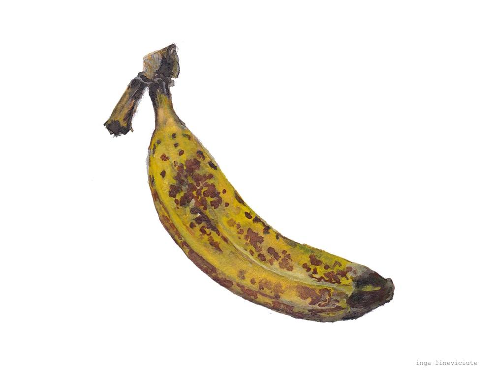 Image of Drawing 'Banana' (2019)