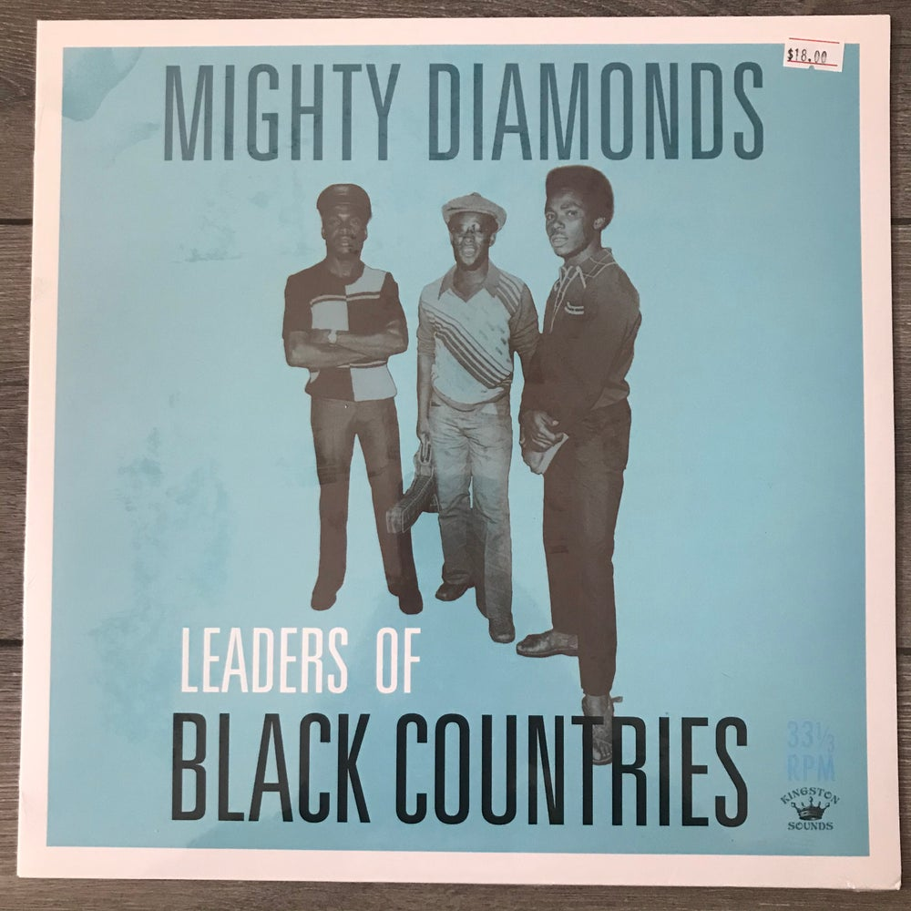 Image of The Mighty Diamonds - Leaders Of Black Countries Vinyl LP