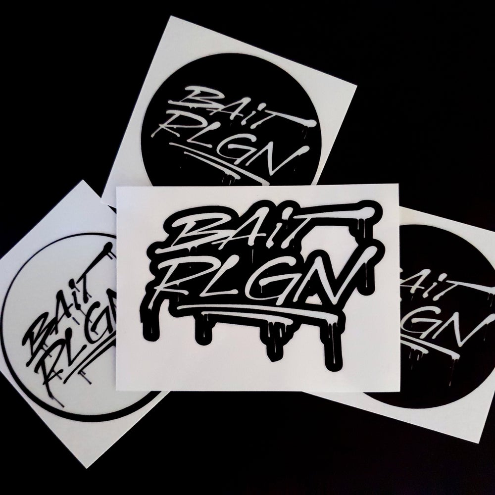Image of 4 PIECE DECAL CARE PACKAGE