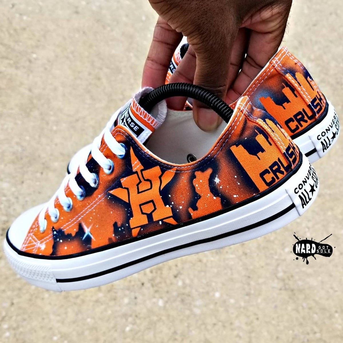 Image of Astros Galaxy Converse