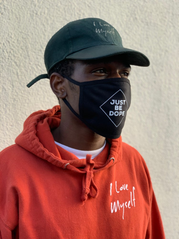 Image of JustBeDope Mask