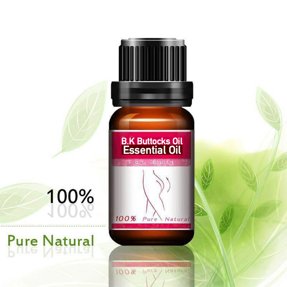 Image of BK rapid buttocks/hips enhancement essential oil