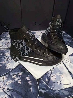 """Image of """"Dior"""" High Sneakers"""