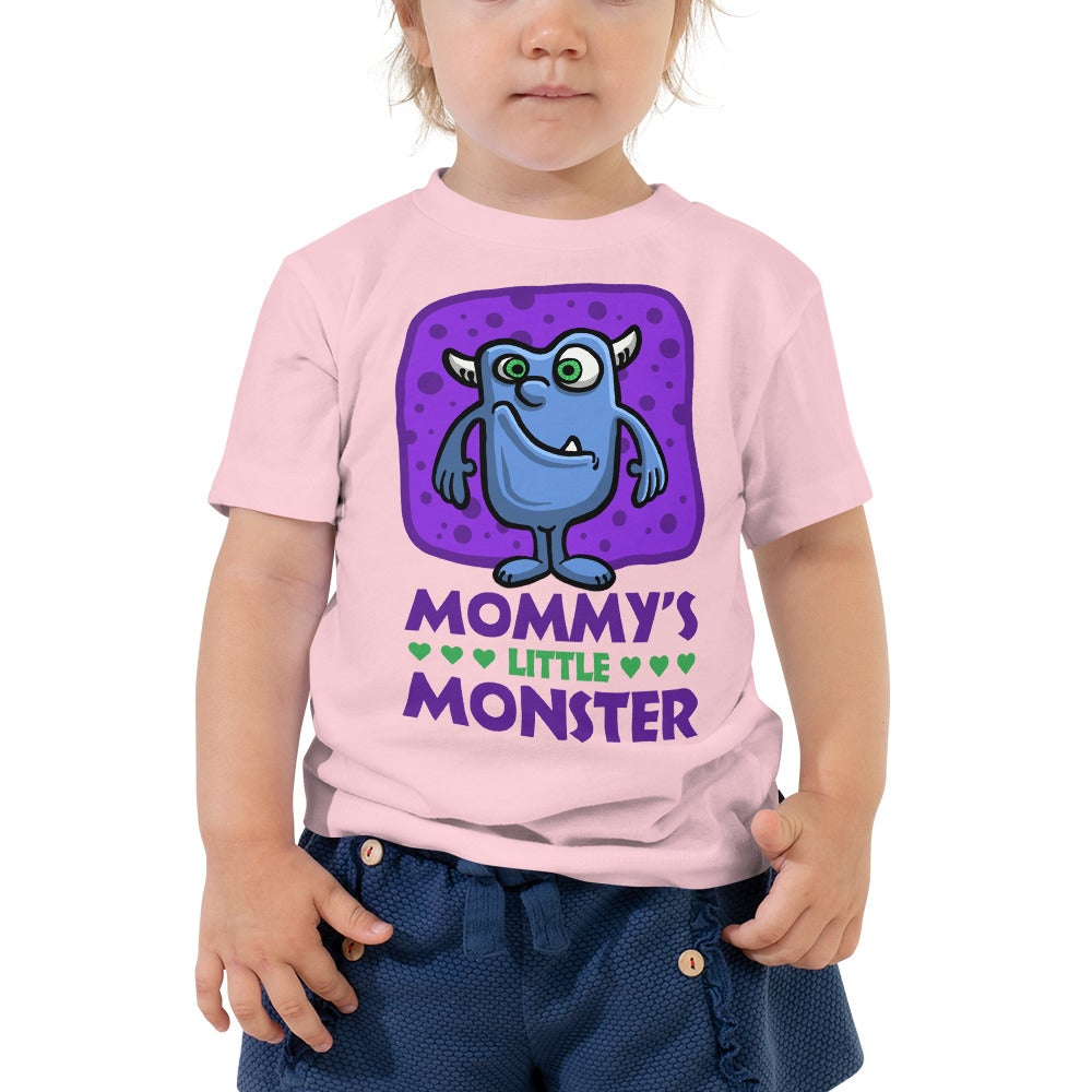 Mommy's Little Monster Tee (Number Two)