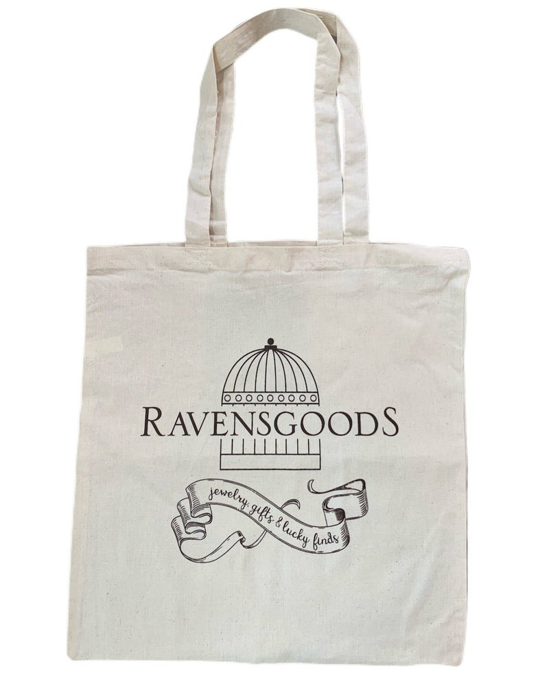 Image of Ravensgoods tote