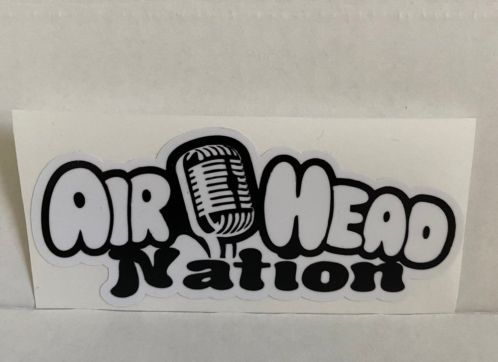 Image of Air Head Nation Sticker