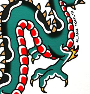 Image of Homer Dragon