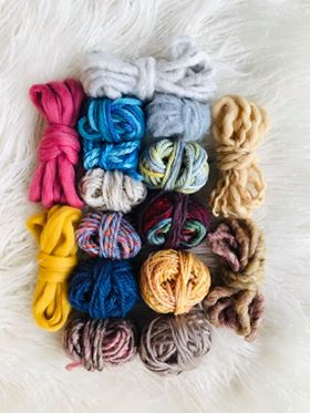 Image of Colour My World Fibre Pack