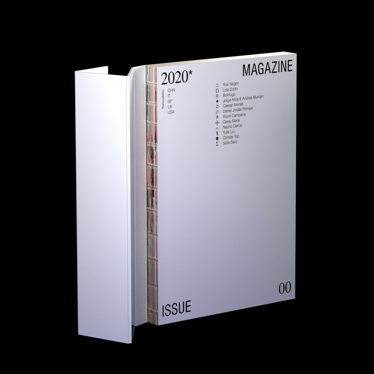 Issue 0
