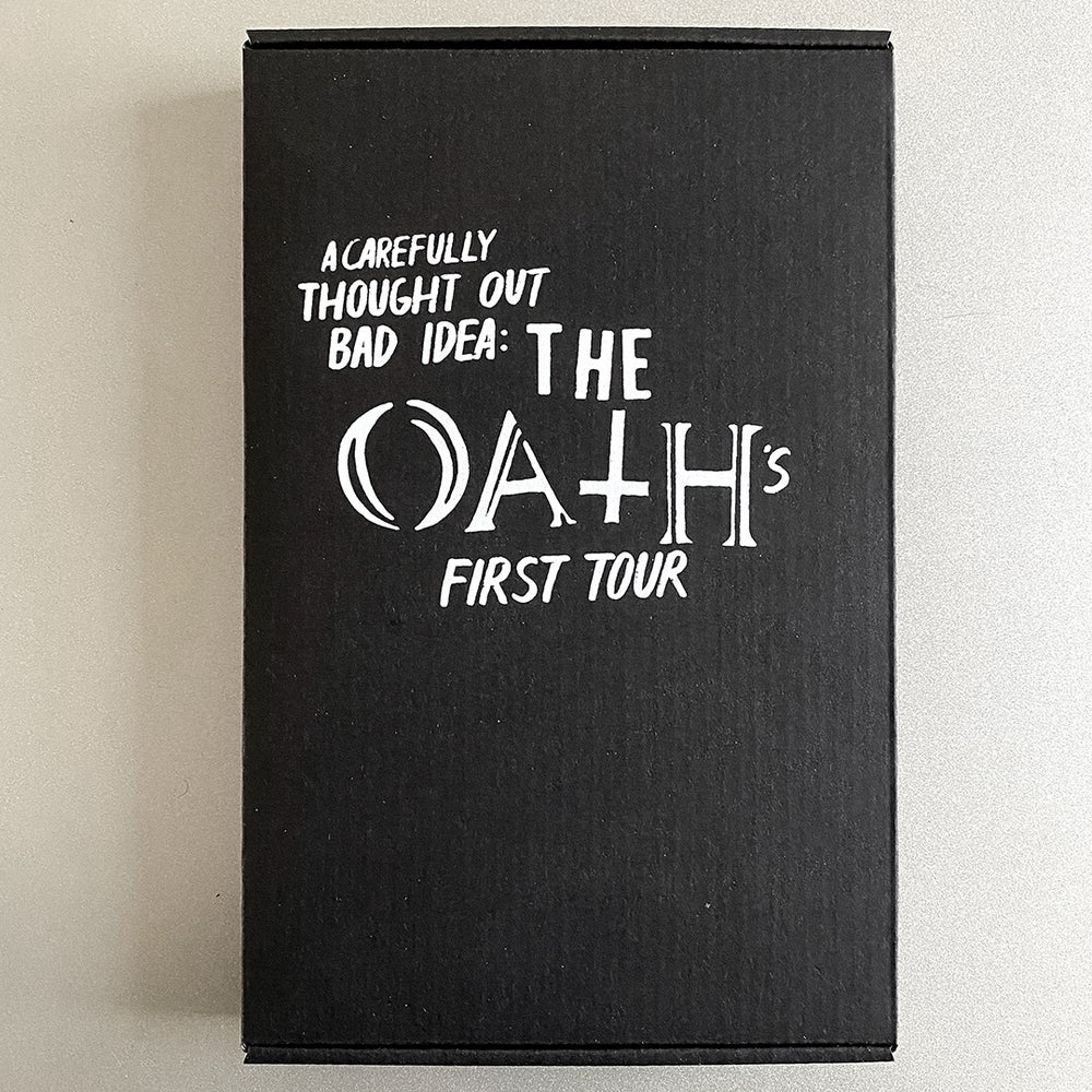 Image of OATH BOX | €25 (ex. ppd)