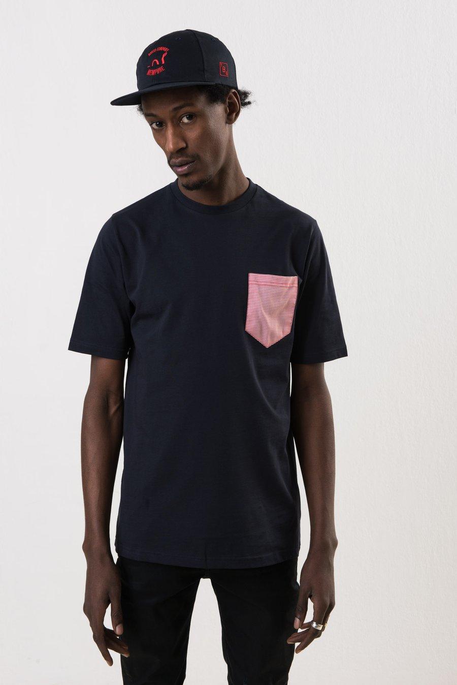 Image of   BOSCO PARIS 'classic pocket T-shirt'