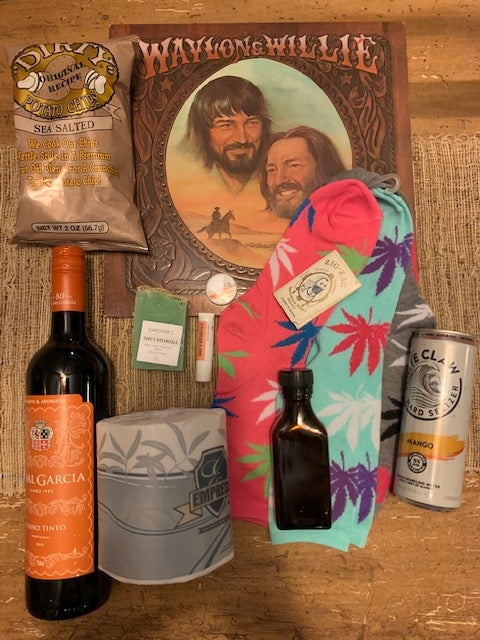 Image of  The Willie Care Package