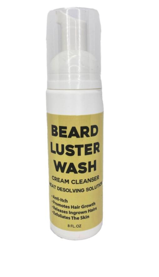 Image of Beard Luster Wash