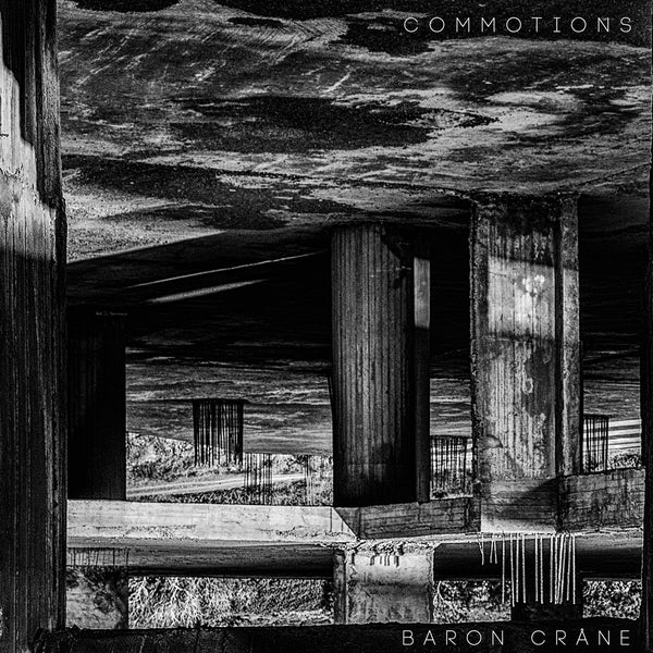 Image of Baron Crâne - Commotions (cd)