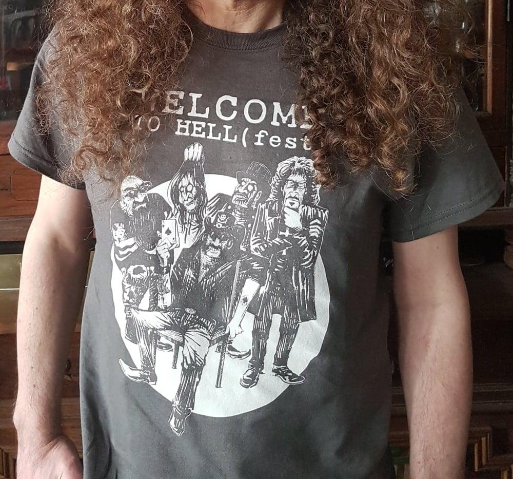 Image of Tee-shirt Allstar série limitée gris délavé