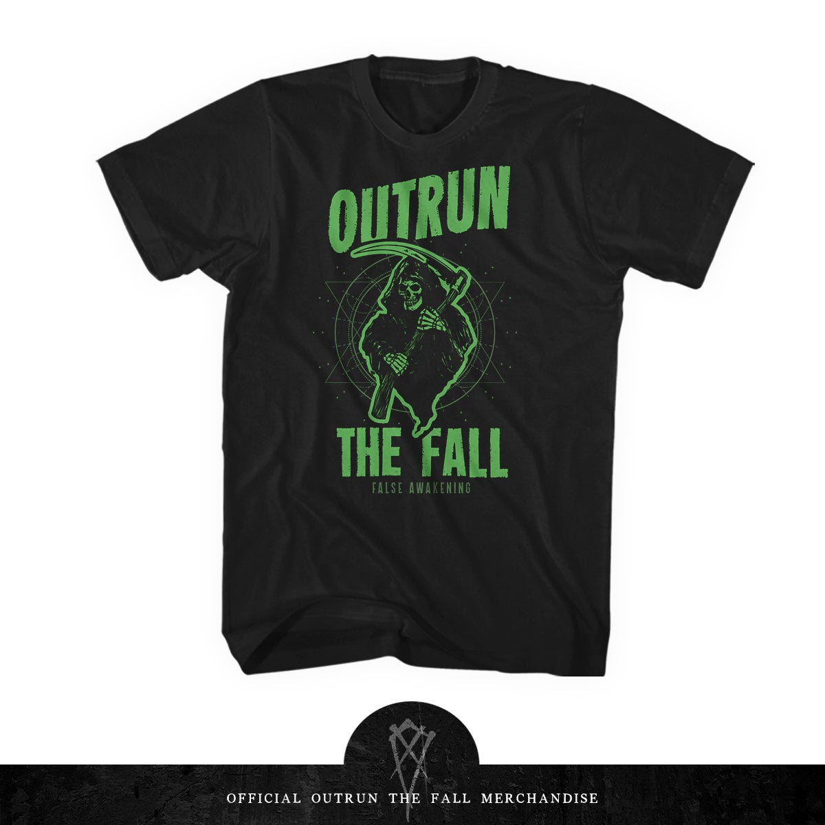 Image of Don't Fear The Reaper - Green