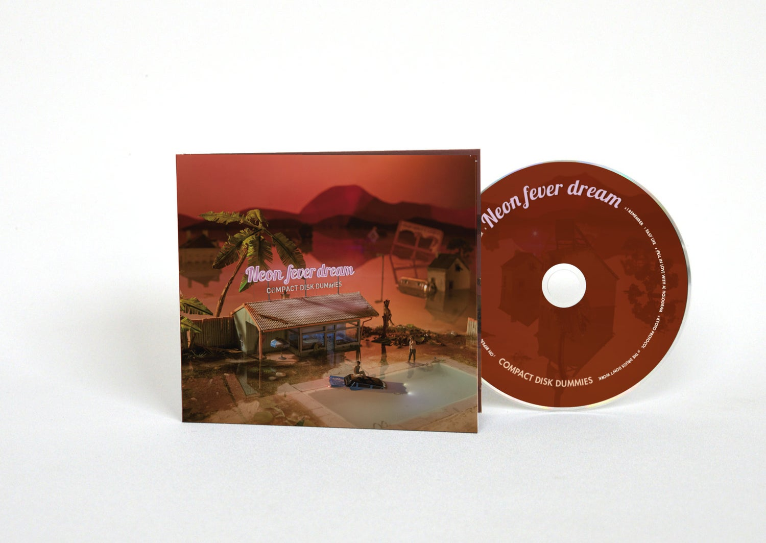 Image of Neon Fever Dream (CD)