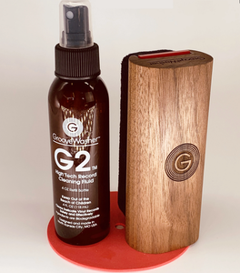 Image of GrooveWasher Record Cleaning Kit
