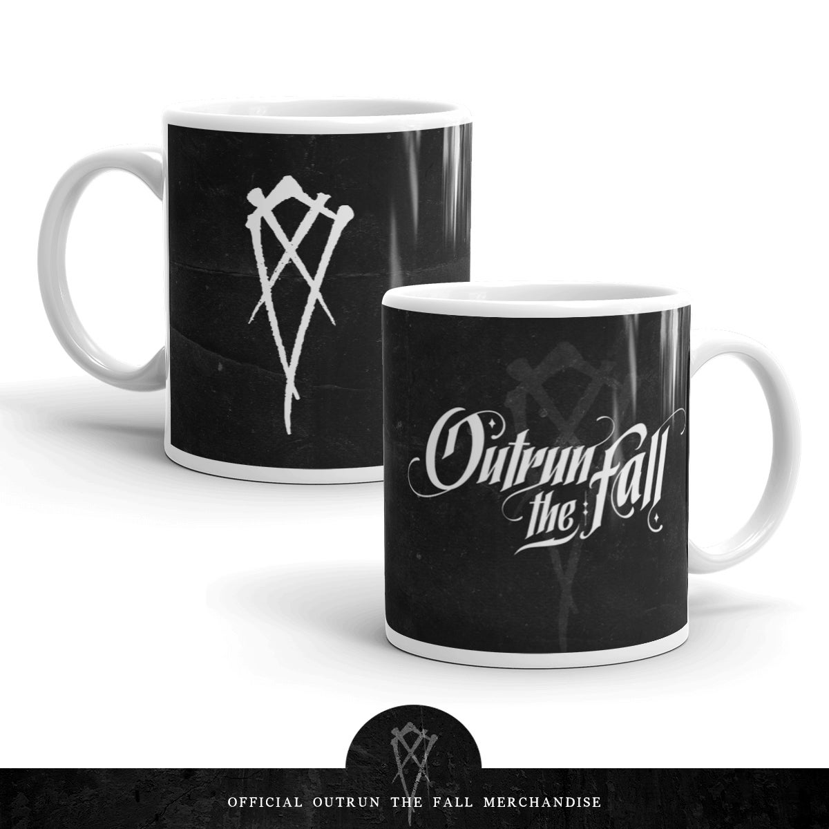 Image of Outrun The Fall | Coffee Mug