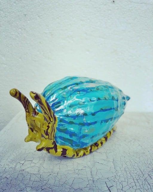 Stripe Snail