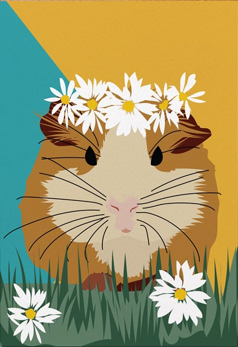 Image of Guinea Pig Card