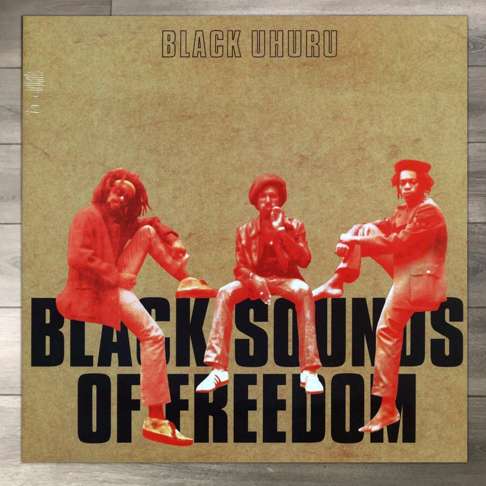 Image of Black Uhuru - Black Sounds Of Freedom Vinyl LP